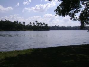 Dia lindo - Lagoa da Pampulha
